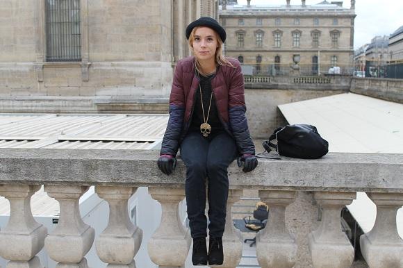 Comptoir des cotonniers x uniqlo vous pr sente mademoiselle plume sp4nk blog - Mademoiselle plume comptoir des cotonniers ...