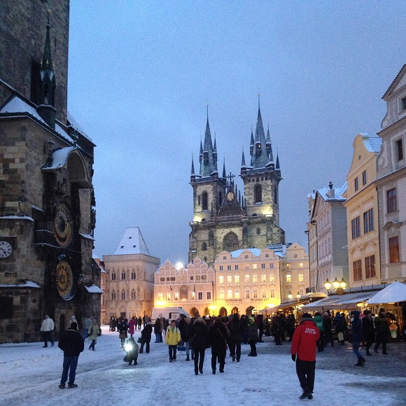 [TRIP] Direction Prague, le temps d'un long week end