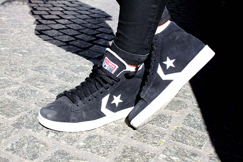 LOOK DE SHOES #15 Les sneakers de Bérengère