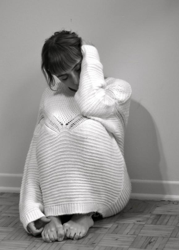 pull blanc oversize camytox