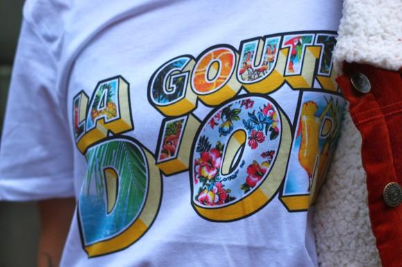 tee shirt manege a trois