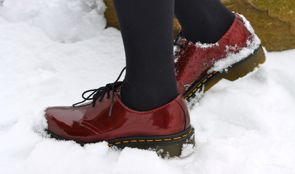 doc martens vernies