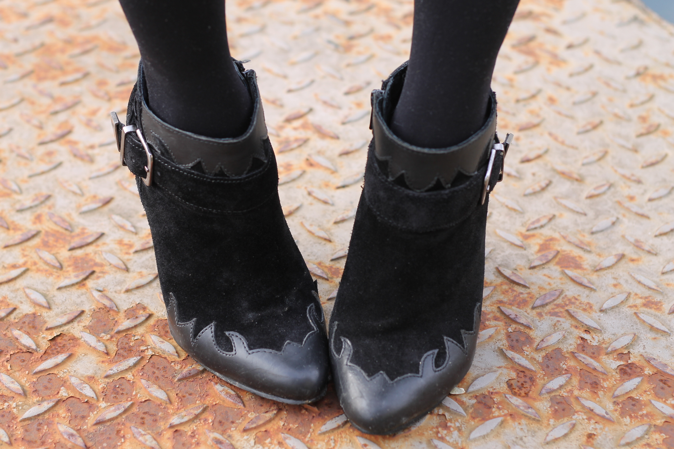 chaussures à bouts pointus asos