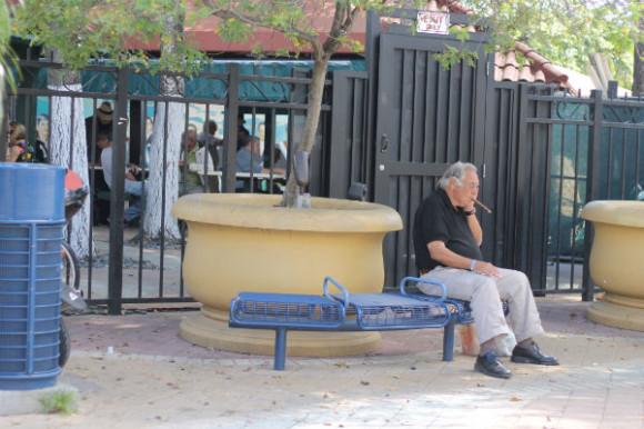 parc des joueurs de domino little havana calle ocho