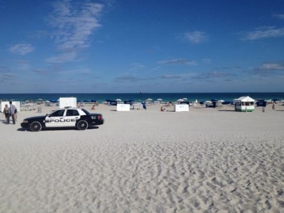 miami beach road trip