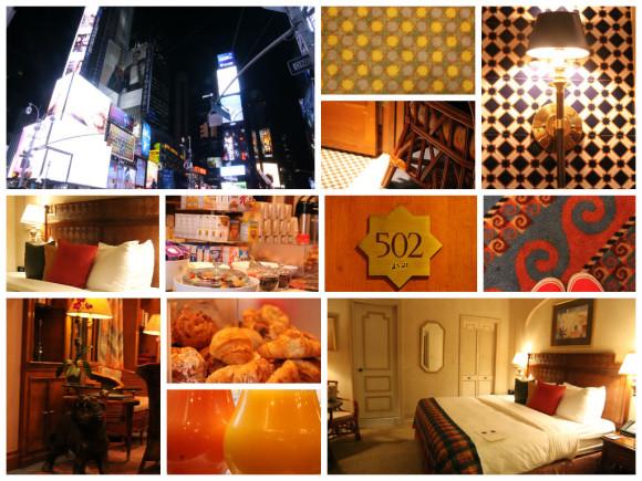 hotel casablanca nyc avis