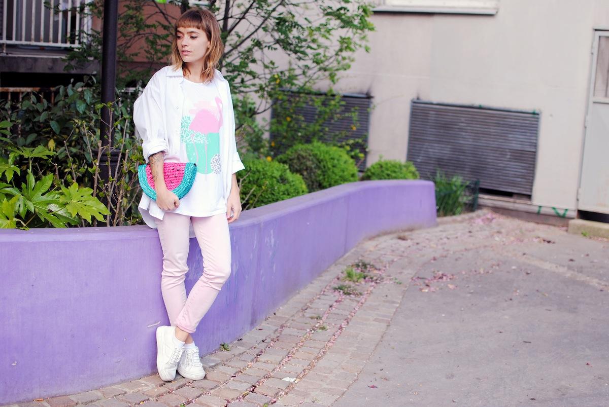 blog mode paris slim rose
