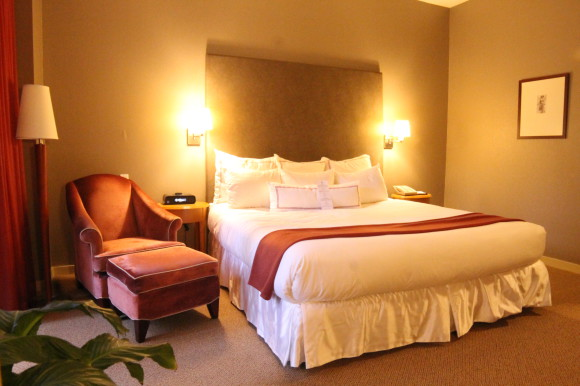 chambre hotel giraffe nyc