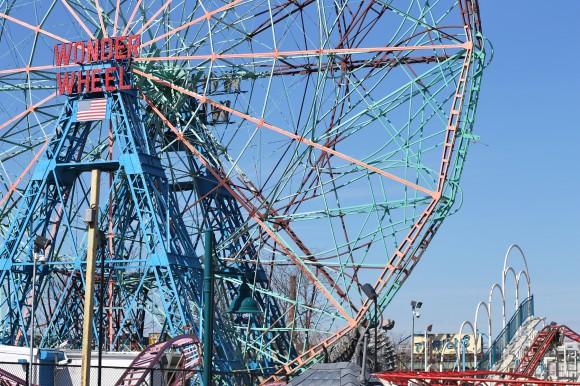 coney island grande roue