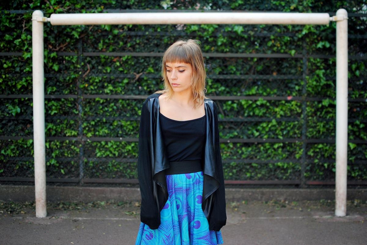 blog mode paris look jupe qui tourne