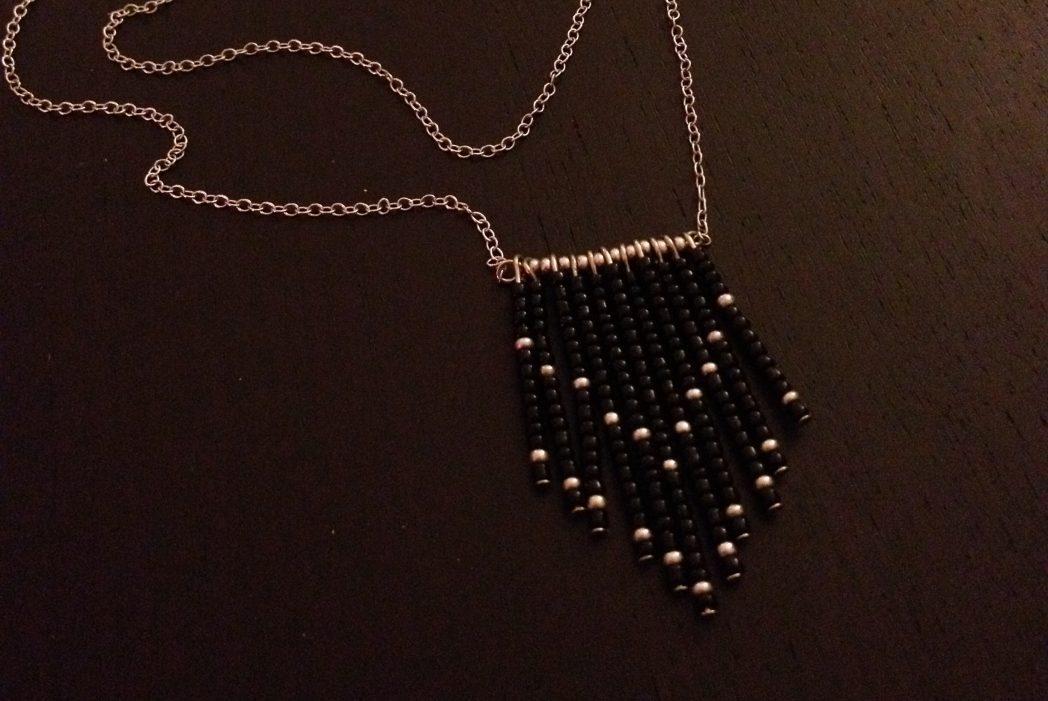 DIY #3 Le collier de Pocahontas