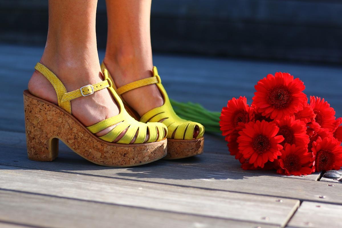 sandale melissa kjacques