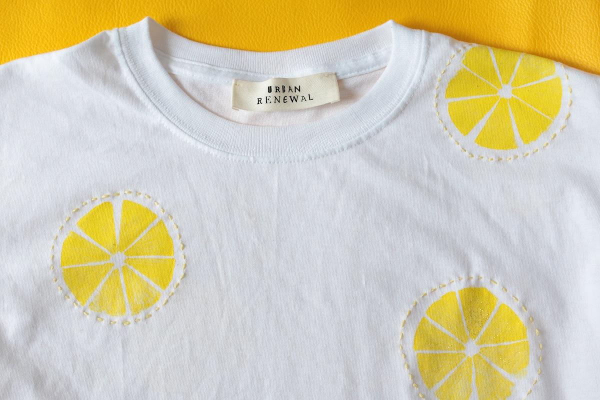 diy à citrons