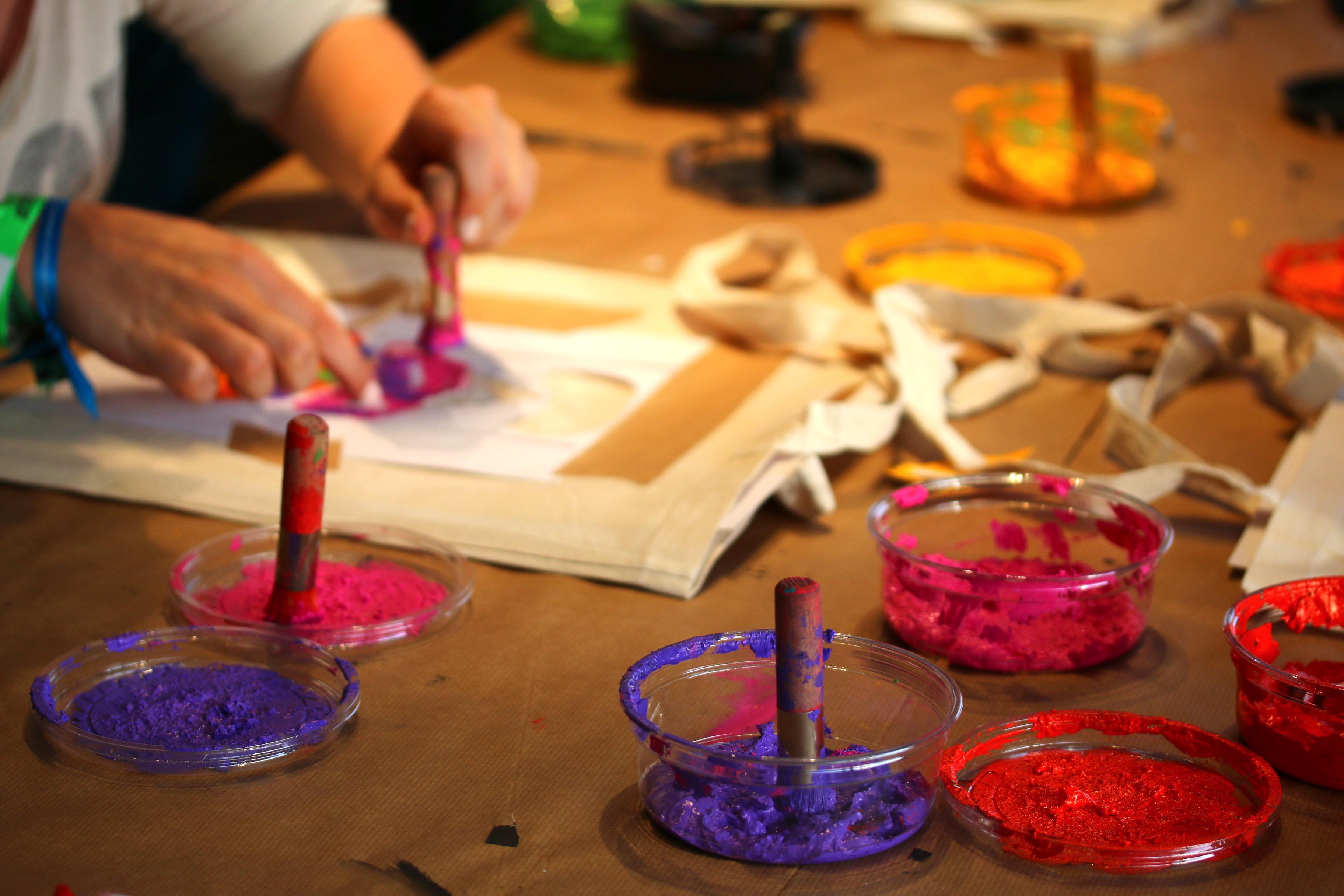 rock en seine atelier