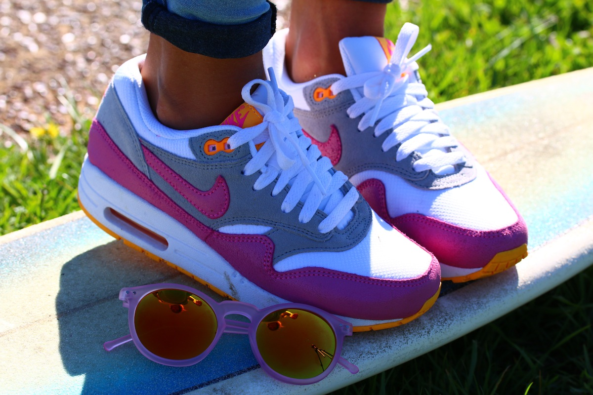 air max rose et orange