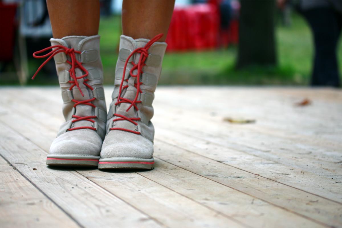 boots sorel festival rock enseine