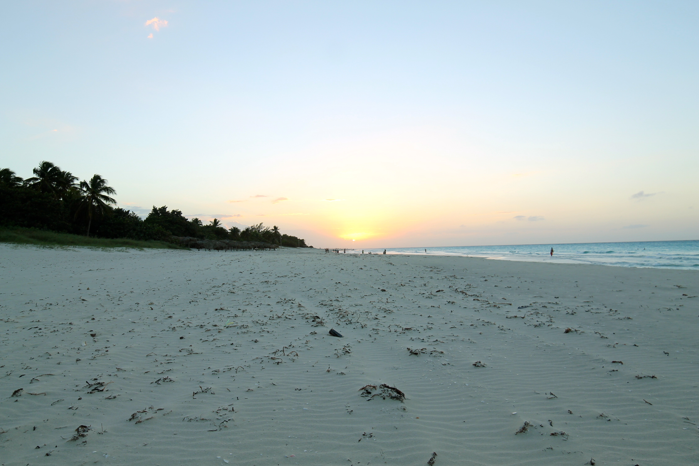 carnet d'image cuba varadero la plage