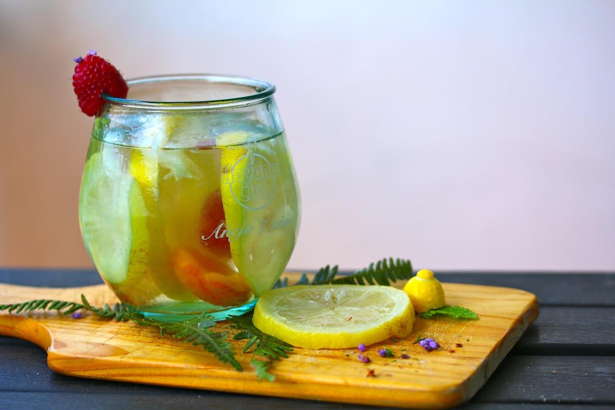 cubanana cocktail rhum
