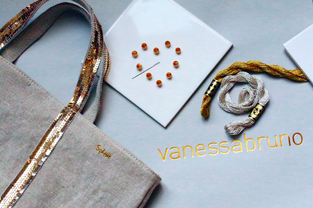 Save the date // Atelier Broderie Sp4nk x Vanessa Bruno
