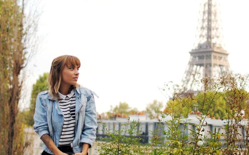 Fashion blog parisian