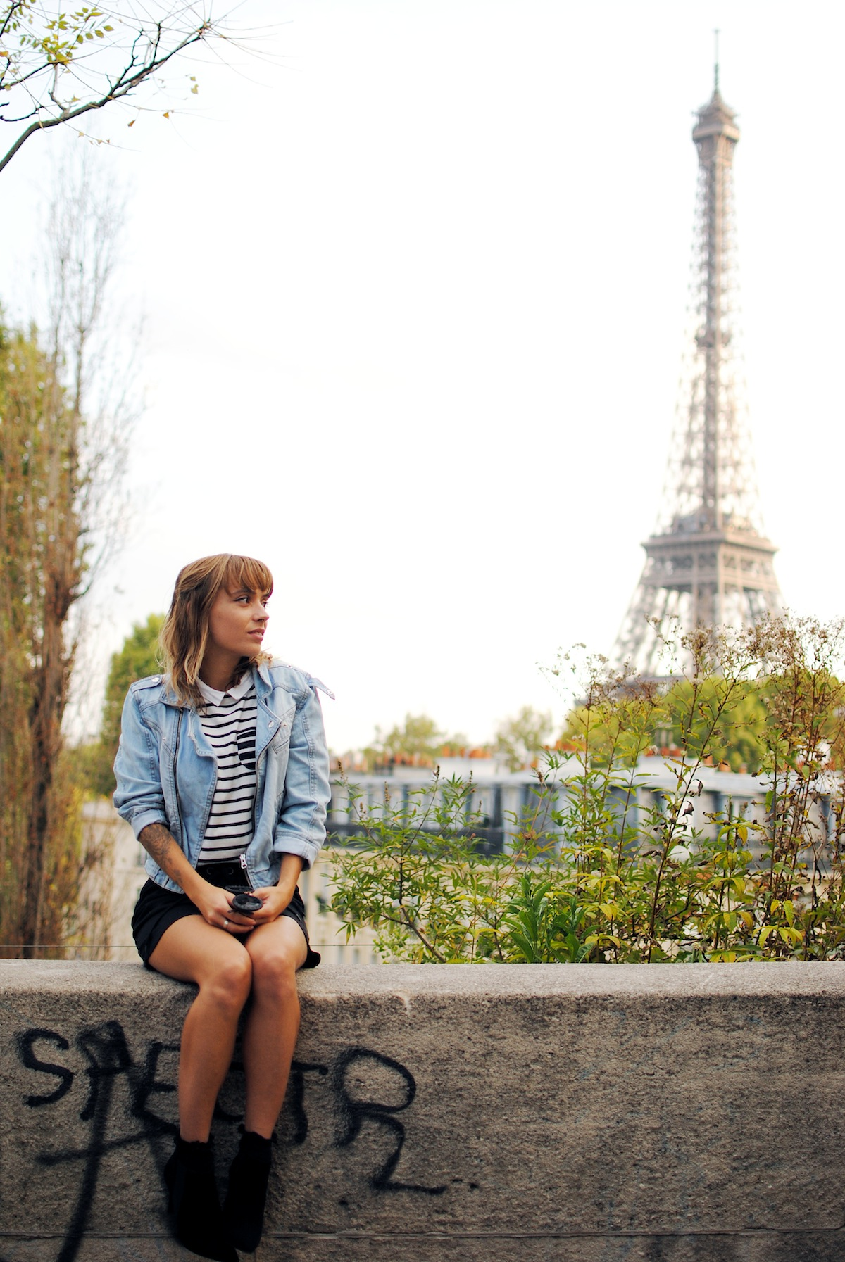 Fashion blog parisian