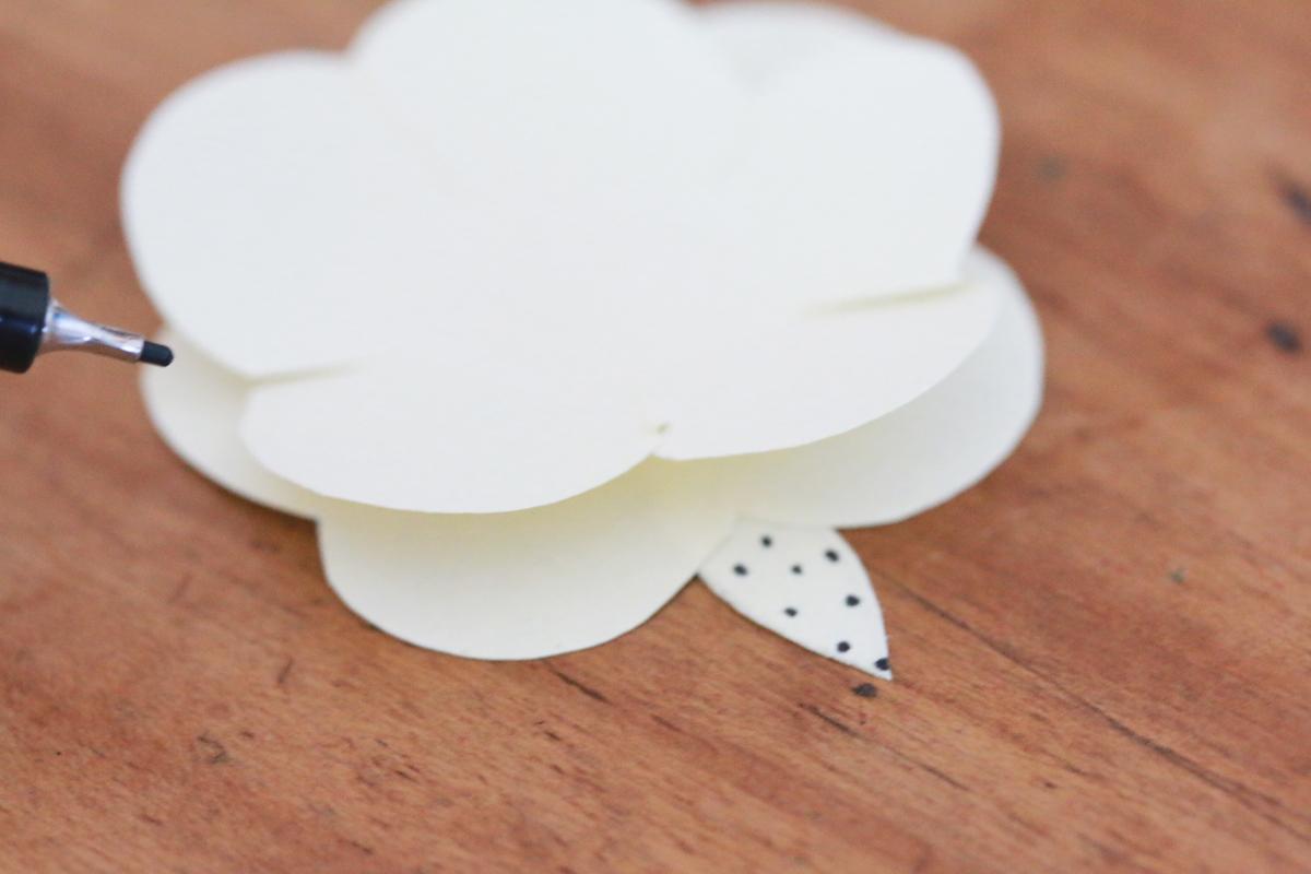 diy citrouille fleurs en papier2