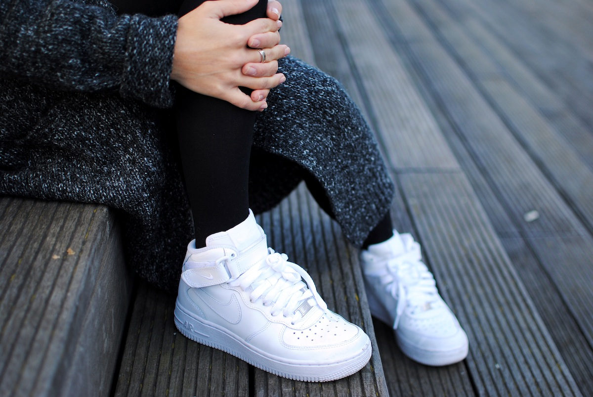 Blog mode paris Look air force blanche
