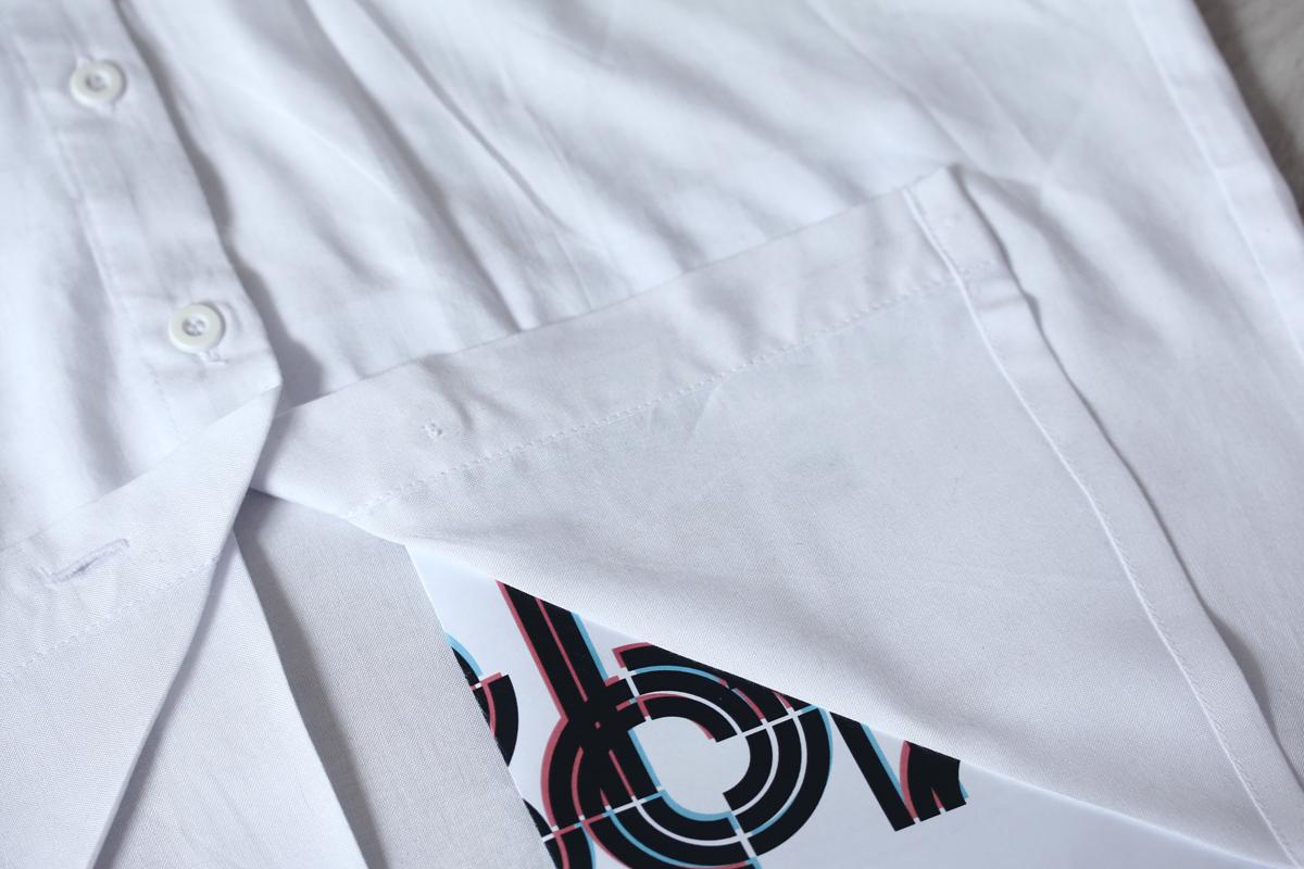 Etape 4 transformer sa chemise en robe 2