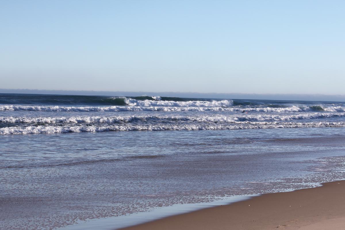 biscarrosse plage la mer