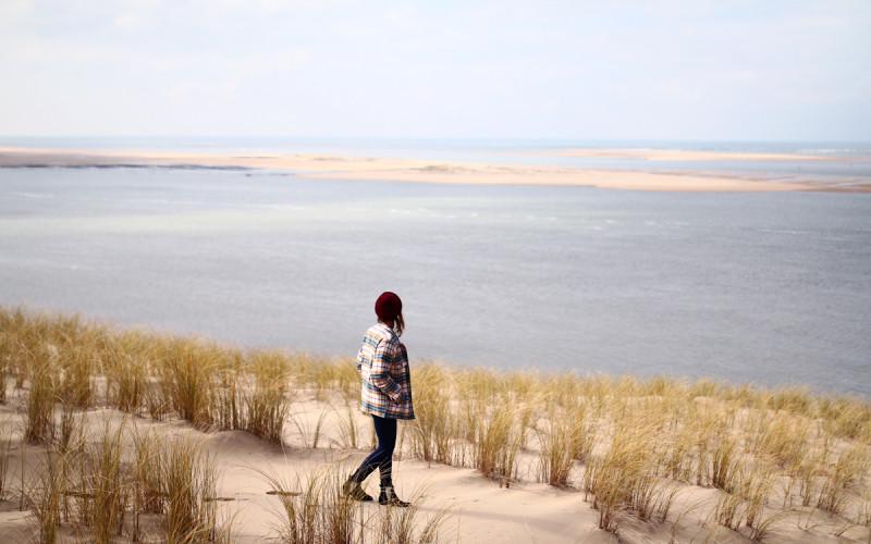 look à la dune du pyla