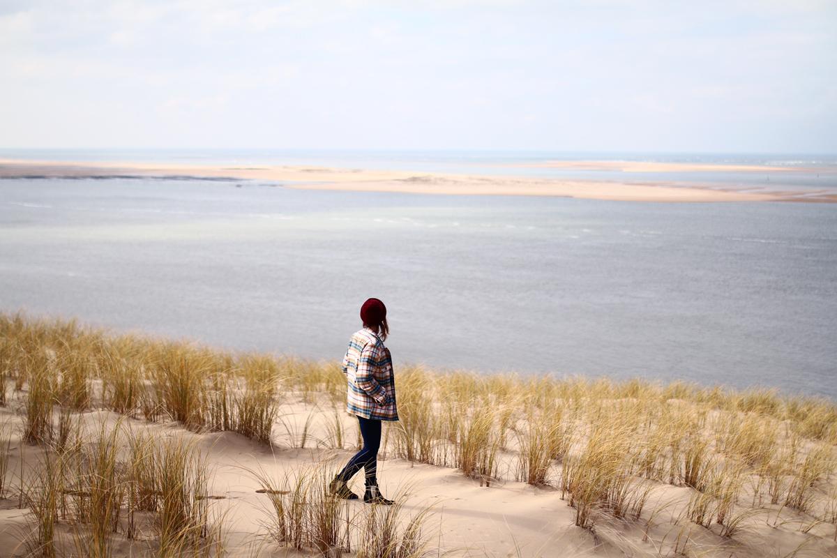 Look à la dune du Pyla la la la la