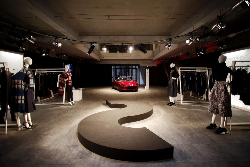 Mazda Design Space Mazda X5