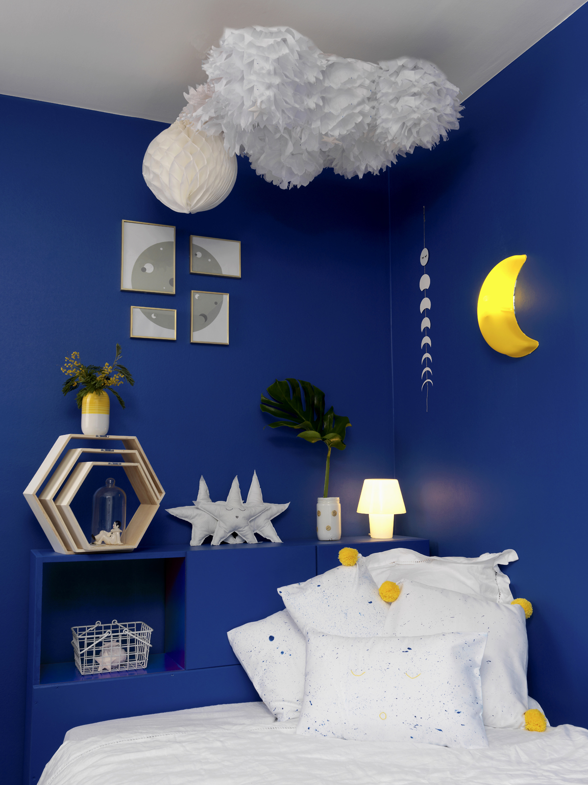 diy red corer une chambre d 39 enfant sur le th me de la lune sp4nk blog. Black Bedroom Furniture Sets. Home Design Ideas