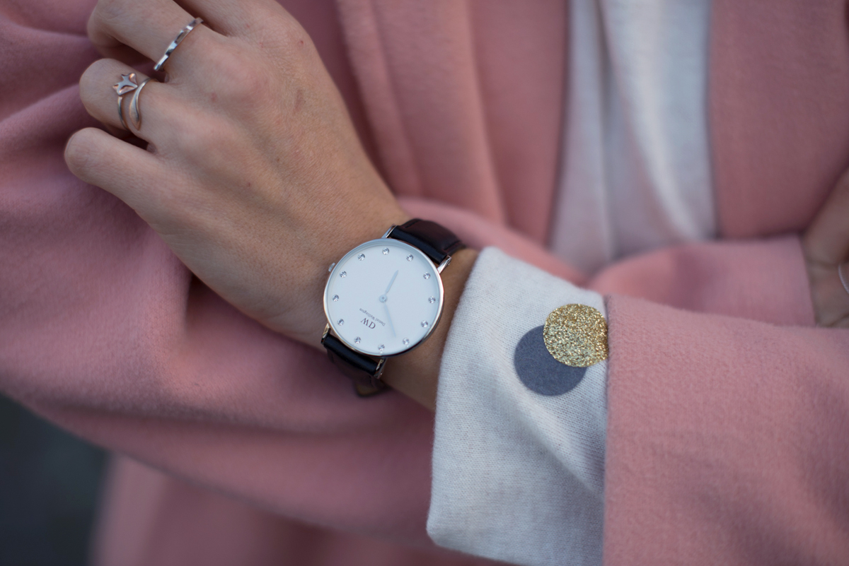 Montre daniel wellington look