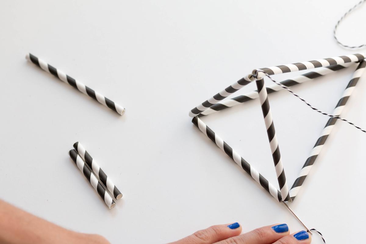 Himmeli DIY créer sa forme 12 | SP4NK BLOG