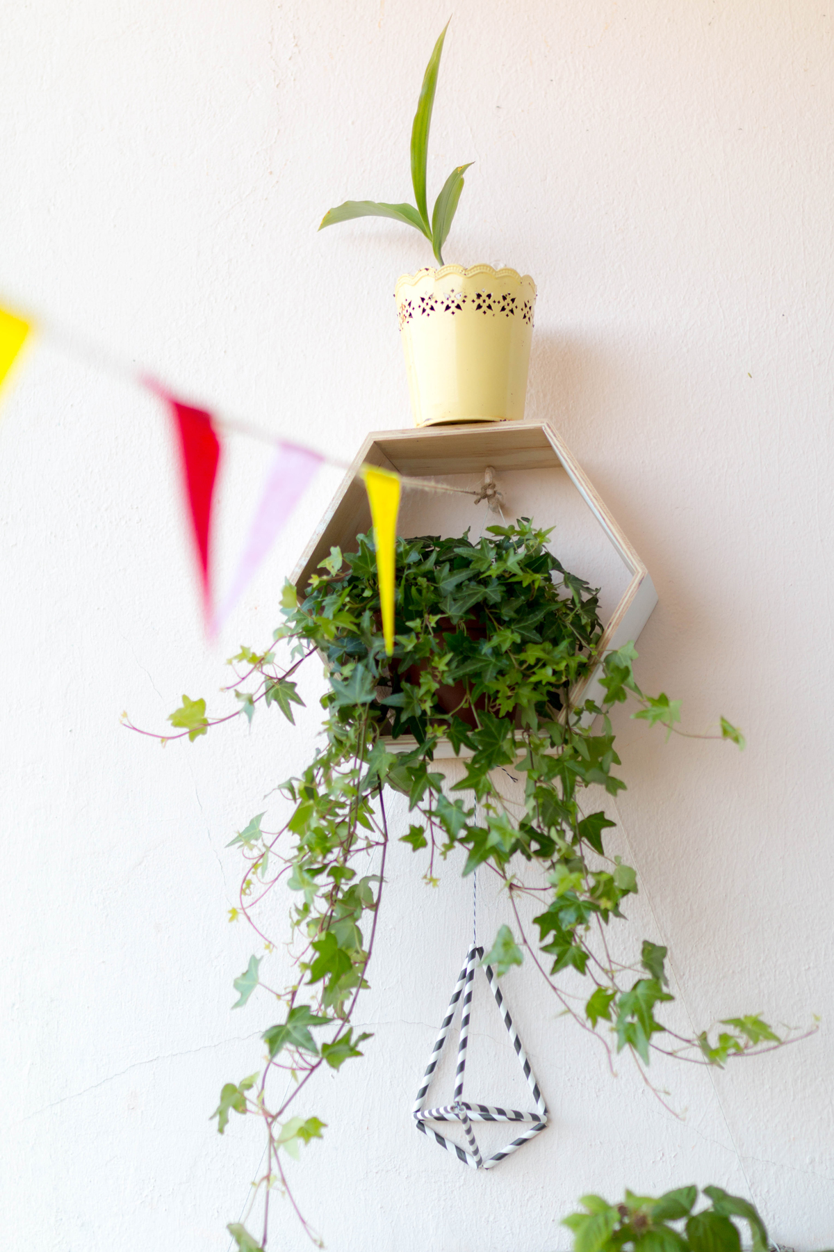 Himmeli en papier DIY | SP4NK BLOG