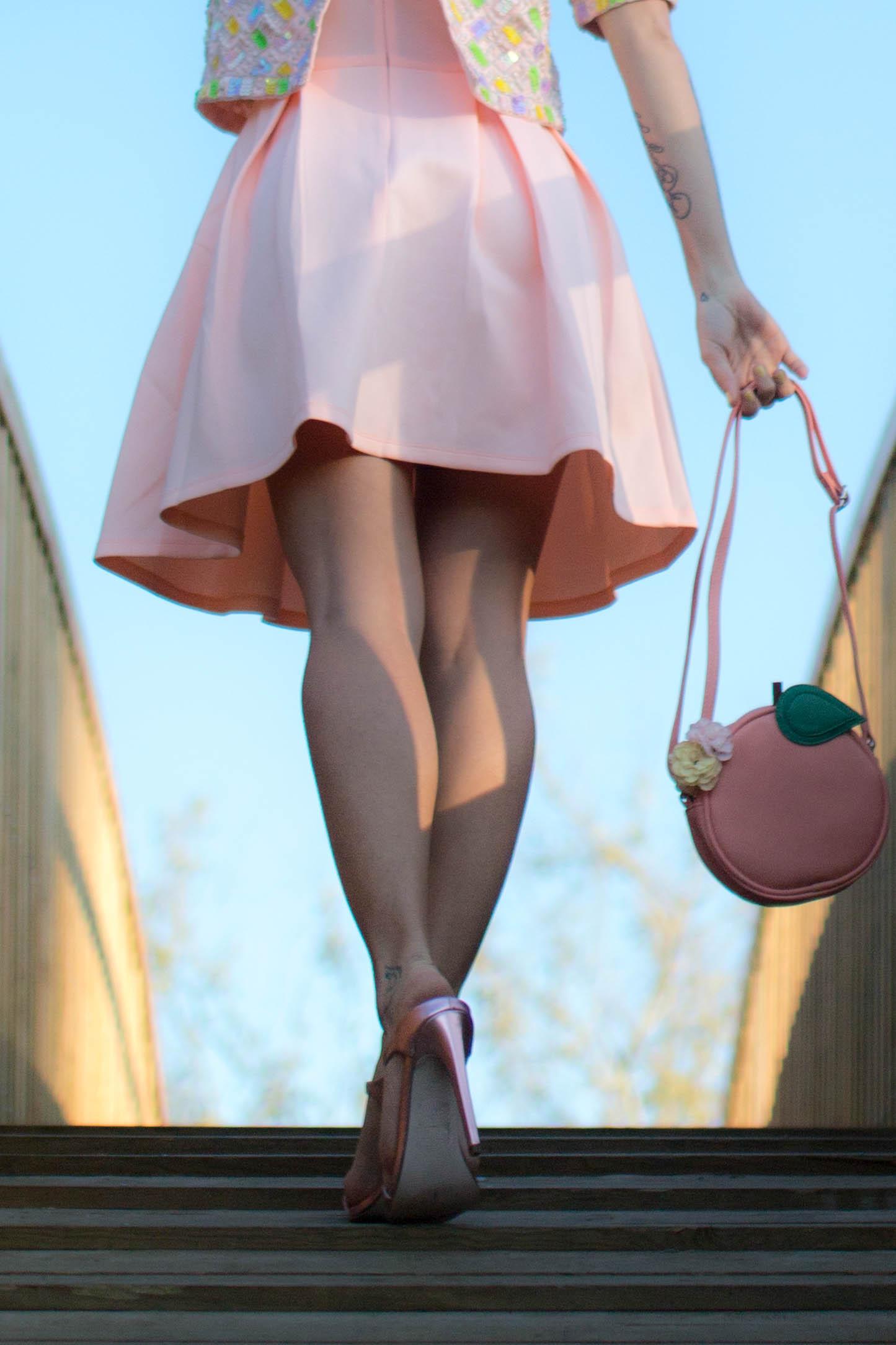 Petit robe d'ete pastel | SP4NK BLOG