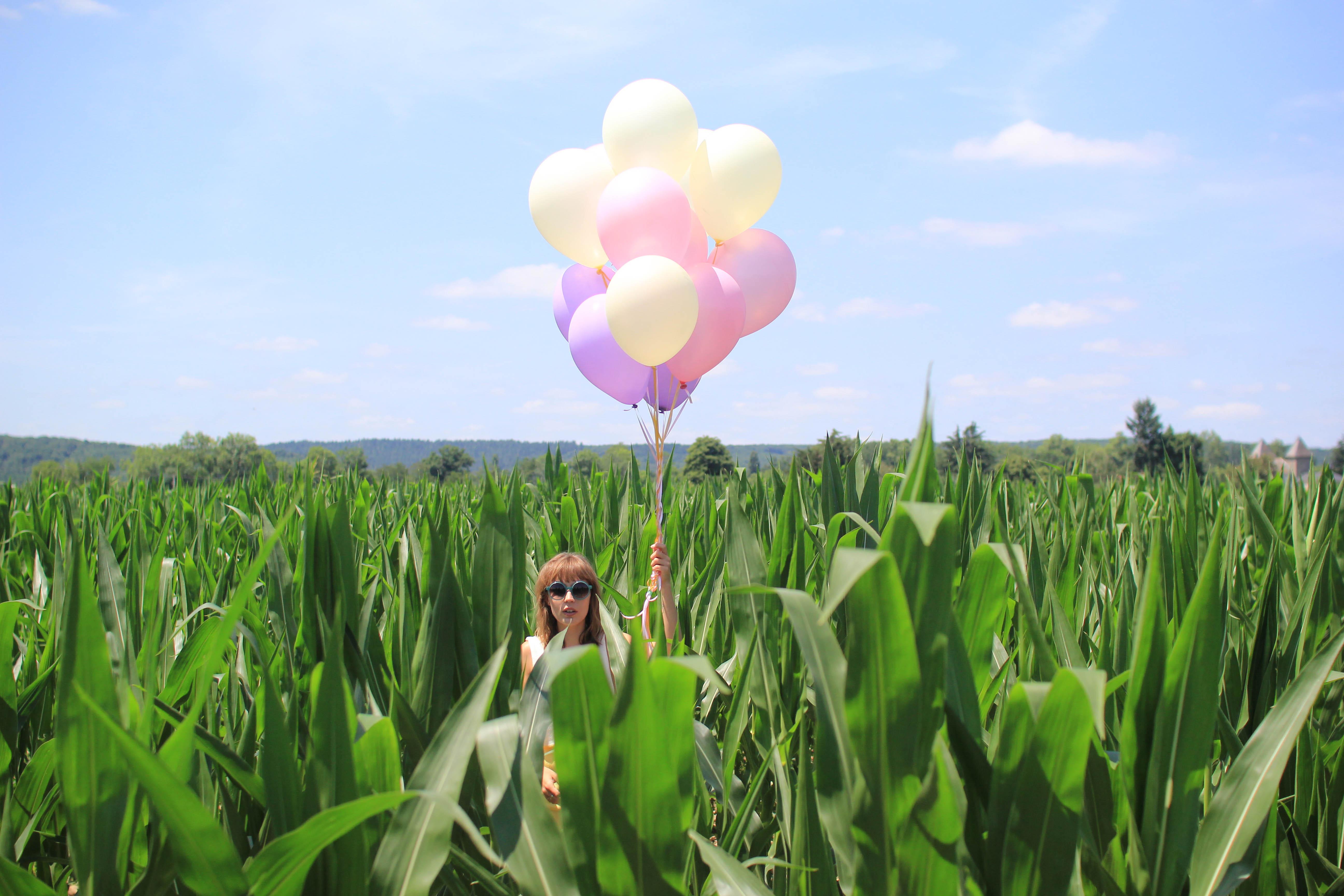 Combinaison en crochet et ballon  | SP4NK BLOG