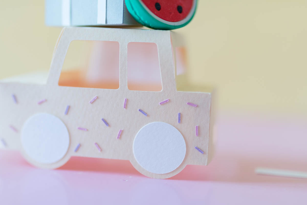 Paper art car | SP4NK BLOG