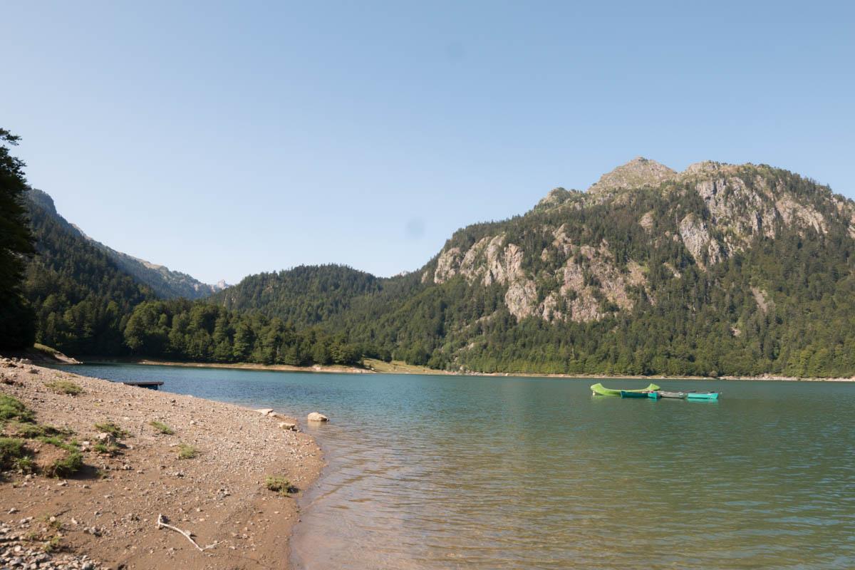 Pyrénées tour des lacs d'ayous  randonnée | SP4NK BLOG