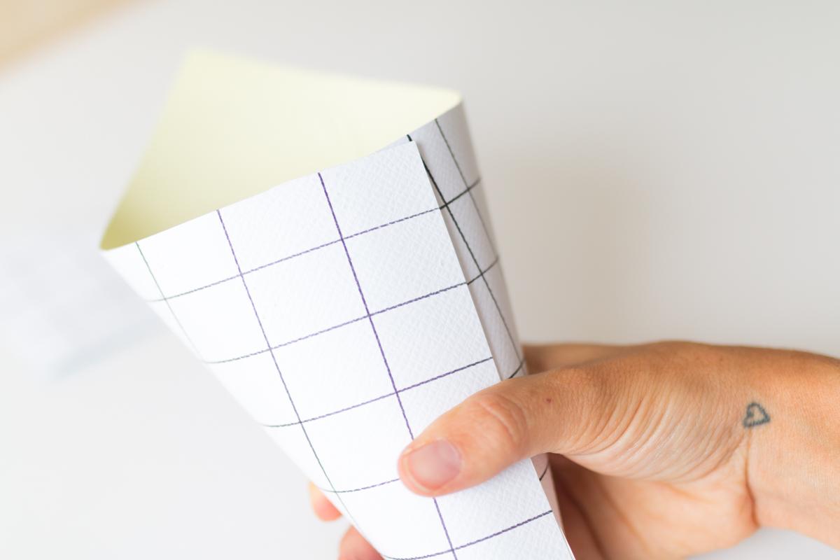 DIY cornet en papier I Sp4nkblog-10