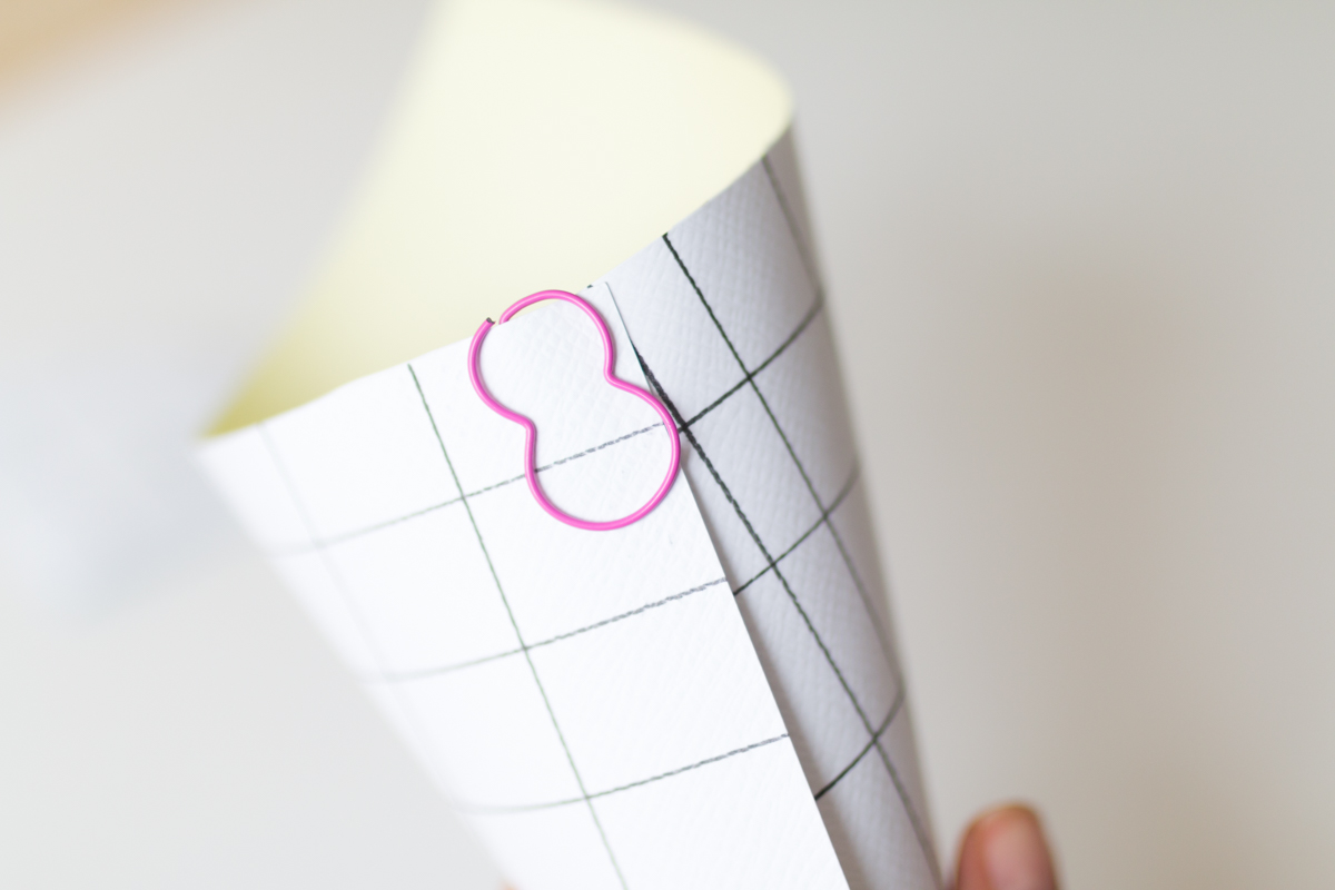 DIY cornet en papier I Sp4nkblog-11