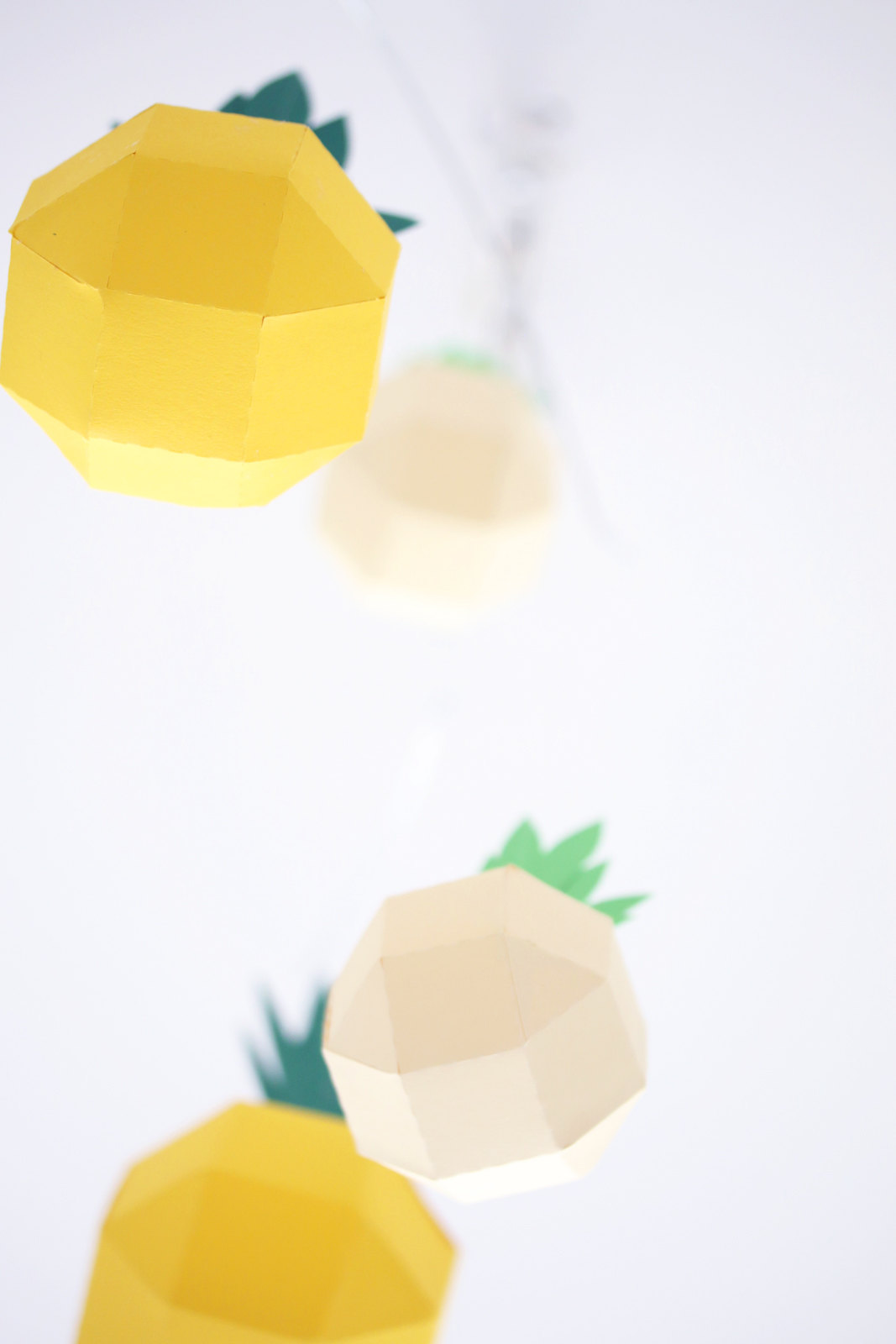 DIY un mobile ananas | SP4NK BLOG
