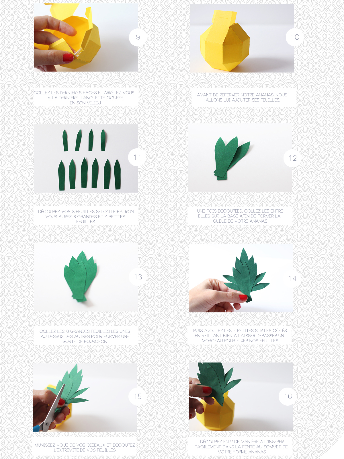 DIY Pineapple mobile | SP4NK BLOG