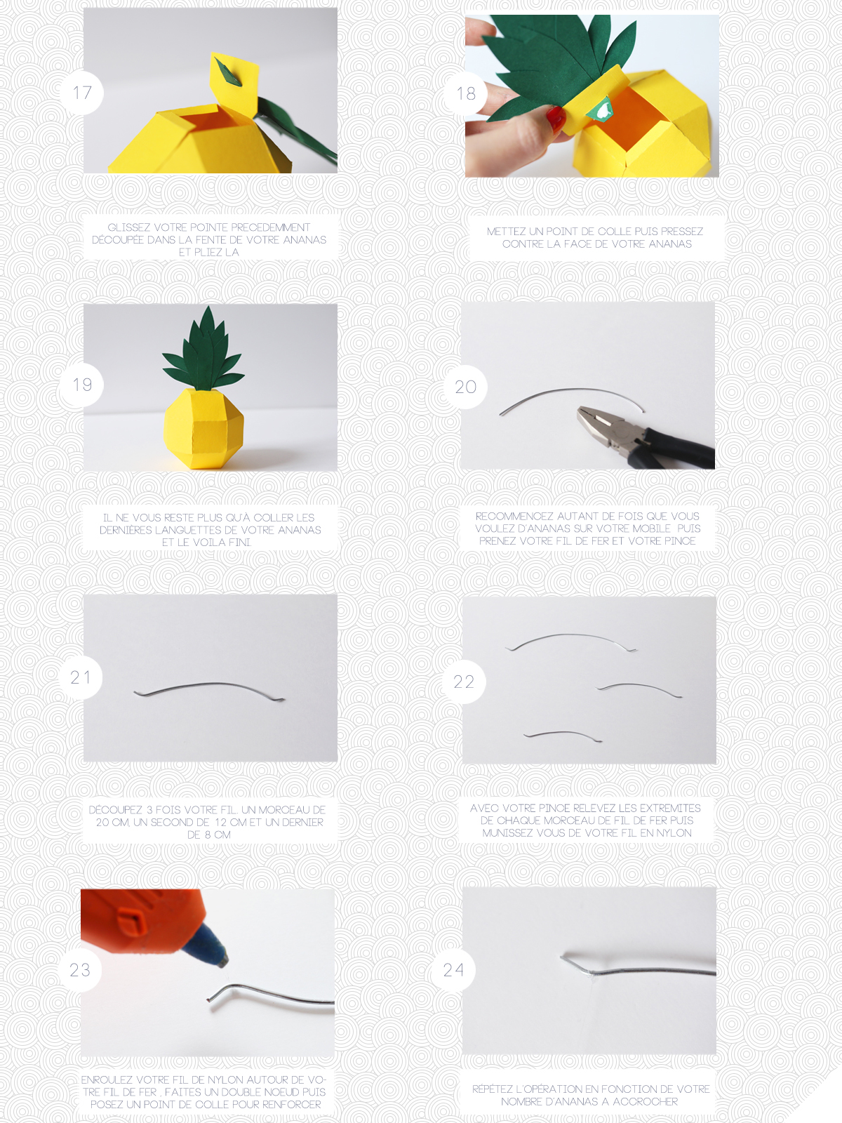 Do it yourself mobile ananas | SP4NK BLOG