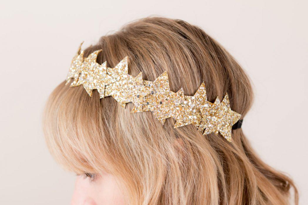 DIY #56 Le headband étoilé ( Concours inside)