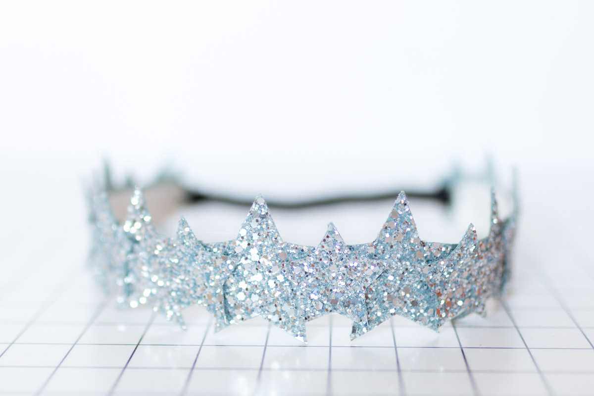 DIY Star Headband glitter  I Sp4nkblog-19
