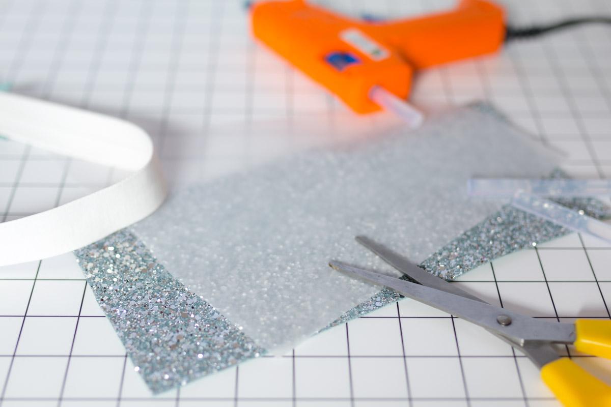 IY Star Headband glitter  I Sp4nkblog-5