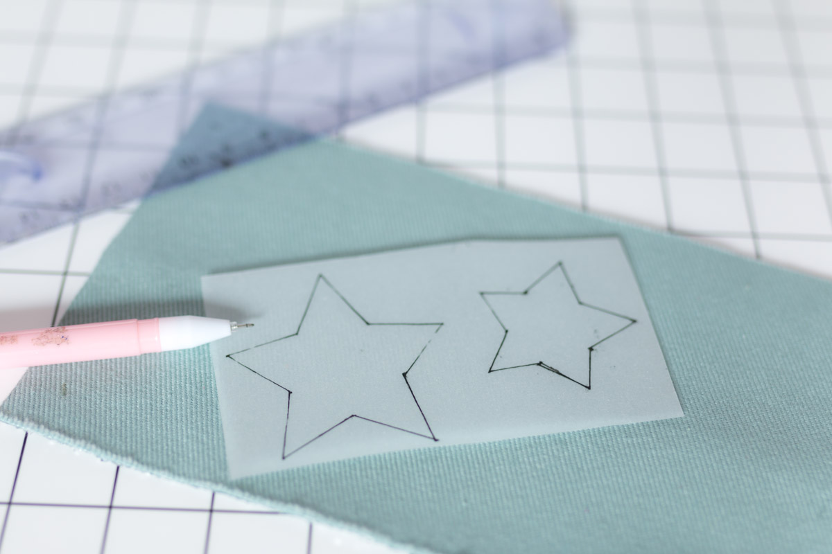 DIY Star Headband glitter  I Sp4nkblog-6