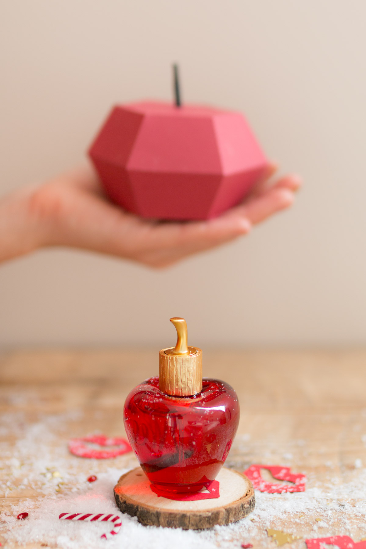 Lolita lempicka DIY boite pomme  I Sp4nkblog-11